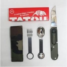 Couteau multifonctions Tatou