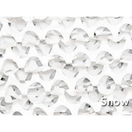 Filet de camouflage Camosystems à la découpe (blanc)
