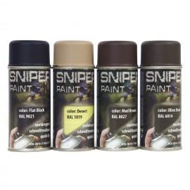 Bombe de peinture Sniper