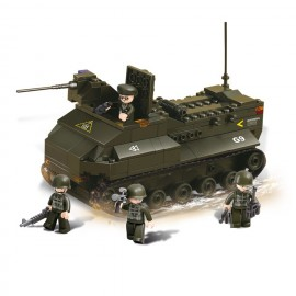Véhicule blindé M38-B6300 - SLUBAN