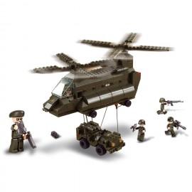 Hélicoptère de transport M38-B6600 - SLUBAN