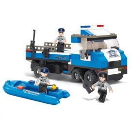 Camion de Police M38-B0186 - SLUBAN