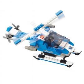 Hélicoptère Police M38-B0185 - SLUBAN