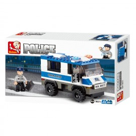 Camion transport de prisonniers M38-B0273 - SLUBAN