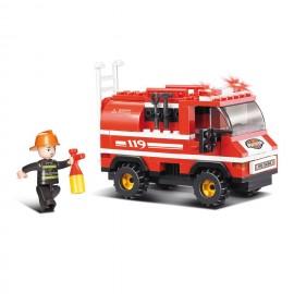 Camion de Pompier M38-B0276 - SLUBAN