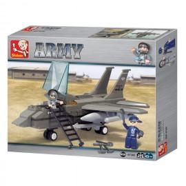 Avion de chasse M38-B7200 - SLUBAN