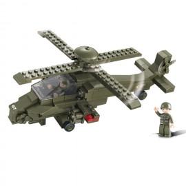 Hélicoptère d'attaque M38-B0298 - SLUBAN