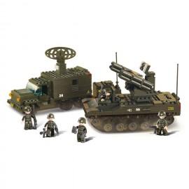 Char lance-rocquettes M38-B6700 - SLUBAN