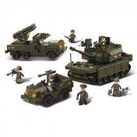 Army set M38-B6800 - SLUBAN