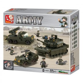 Army set M38-B6800 - SLUBAN