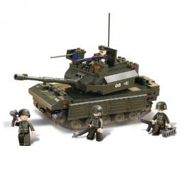 Tank M38-B6500 - SLUBAN