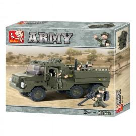 Camion Army M38-B0301 - SLUBAN