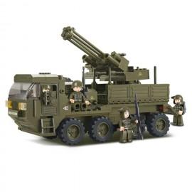 Camion transport lourd M38-B0302 - SLUBAN