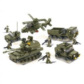 Set Army M38-B0311 - SLUBAN