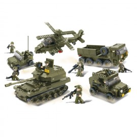 Set Army M38-B0311 - SLUBAN