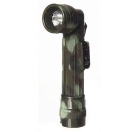 Lampe coudée camouflée (moyen modèle)
