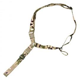 Bretelles de fusil avec clips