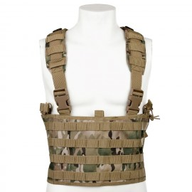 Gilet tactique Chest Rig Molle