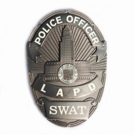 Plaque SWAT LAPD