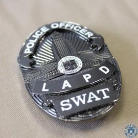 Plaque SWAT LAPD