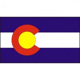 Drapeau USA Colorado