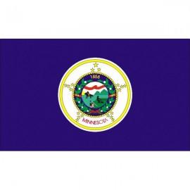 Drapeau USA Minnesota