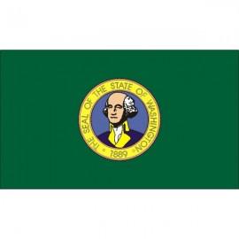 Drapeau USA Washington