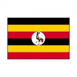 Drapeau USA Ouganda
