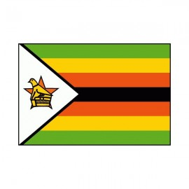 Drapeau USA Zimbabwe