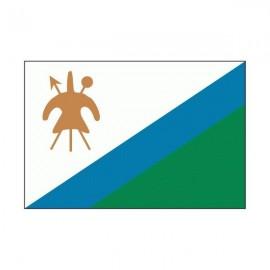 Drapeau USA Lesotho