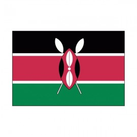 Drapeau USA Kenya
