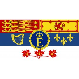 Drapeau Canada royal