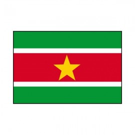 Drapeau Suriname