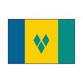 Drapeau Saint-Vincent-et-les Grenadines
