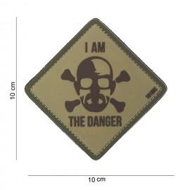 """Patch 3D """" I AM THE DANGER """""""