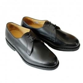 Chaussures d'officier en cuir Armée française
