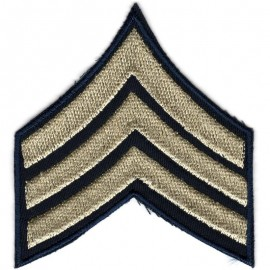 Galons de l'US Army (sergeant)