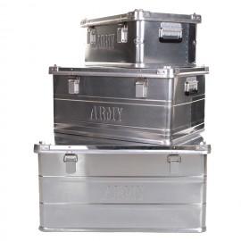 Caisse Army en aluminium