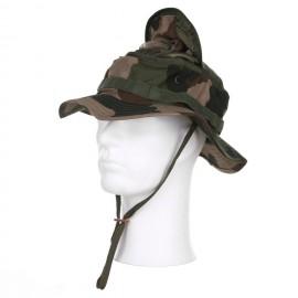 Chapeau de brousse avec moustiquaire