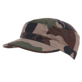 Casquette camouflage Centre Europe
