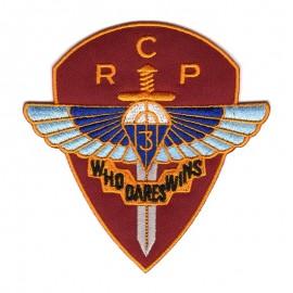 Badge 3ème RCP