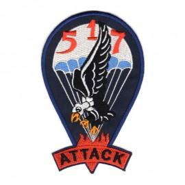 Badge 517th PIR