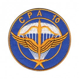 Badge CPA10