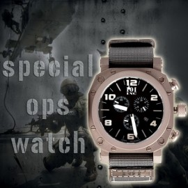 Montre Special OPS 101Inc