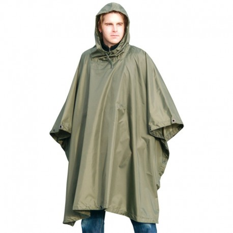 Poncho Ripstop CCE