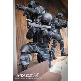 Chemise UBAS A-TACS camouflage LE