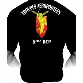T-shirt 9ème RCP (Paratrooper Inc)