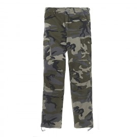 PANTALON BDU RIPSTOP FORCES