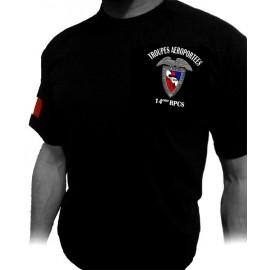 T-shirt 14ème RPCS (Paratrooper Inc)