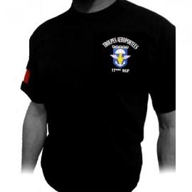 T-shirt 17ème RGP (Paratrooper Inc)
